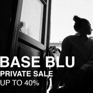 6折起  Fendi小白鞋$442独家:Base Blu 粉丝专享私密大促 收Loewe、Fendi、MCM等