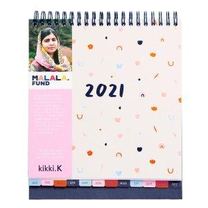 Kikki.K2021 桌面日历