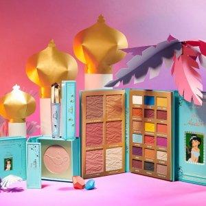 低至£5, 阿拉丁神灯高光£8上新:Revolution x Disney茉莉公主联名彩妆