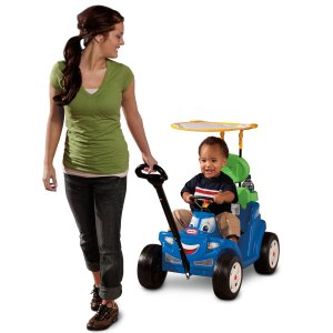 Little Tikes Deluxe 2-in-1 Cozy Roadster @ Walmart