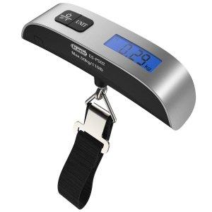 $6 史低价闪购:Dr.meter 电子行李秤 110lb 50kg
