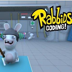 免费下载 边玩儿游戏边学编程《疯狂兔子:编程学院》育碧新作 PC 数字版喜加一