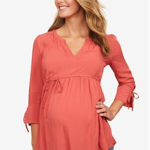 Up to 42% OffLast Day: Maternity Sale @ macys.com