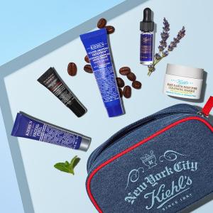 3-piece Free GiftKiehl's Men's Skin Care