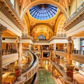 五星酒店也能省,超值好价不用等节日特辑 - 拉斯维加斯凯撒酒店大盘点(上)