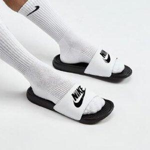 $20包邮Nike Benassi JDI 男款澡堂拖多色可选