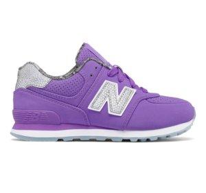 低至6折+无门槛包邮New Balance 儿童休闲运动鞋显示特卖