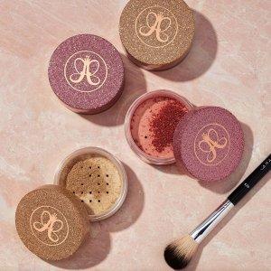 低至7.5折+满额送礼Anastasia官网 精选美妆产品促销