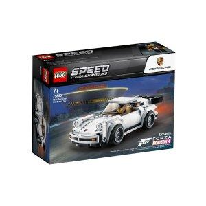 LegoSpeed Champions 1974 Porsche 911 Turbo 3.0