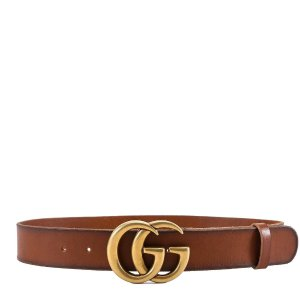 GucciGG Buckle Belt