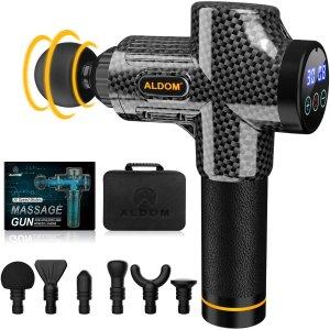 $99.99(原价$139.99)会员专享:ALDOM 深层肌肉放松 超静音筋膜枪、按摩枪
