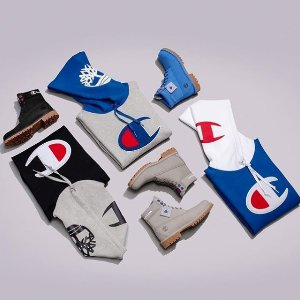 where can i buy new high quality hot sale Champion x Timberland New Arrivals @ Foot Locker New ...