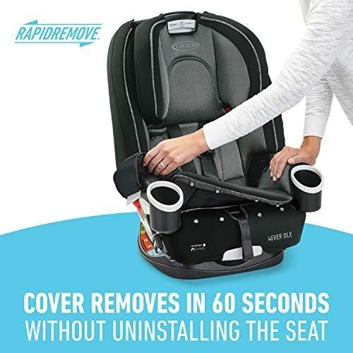 4Ever DLX 4-合-1 汽车安全座椅