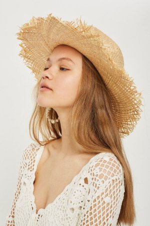 Topshop Straw Hat