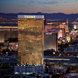 $109/晚起Vegas.com 拉斯维加斯 5星级特朗普国际酒店