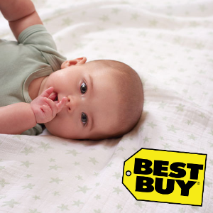 低至4折Best Buy 官网精选婴儿用品促销特卖 收婴儿推车、aden + anais宝宝包巾