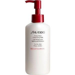 Shiseido干肌洁面