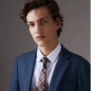 All For $69.99(Org.$195.00)Burberry Men's Tie @ Century 21