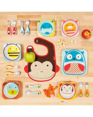 低至75折 + 新用户满$40减$10最后一天:Skip Hop 可爱婴幼儿用品特惠