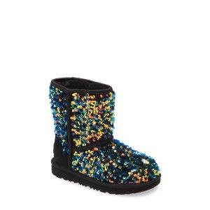 UGG儿童雪地靴