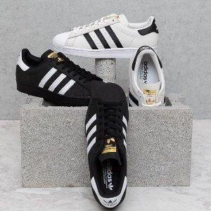 adidas官网 SuperStar系列男女运动鞋