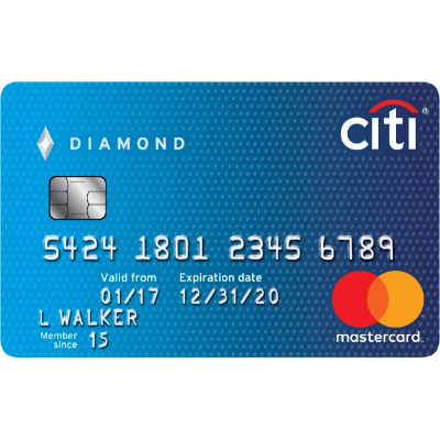 Build Your Credit HistoryCiti® Secured Mastercard®