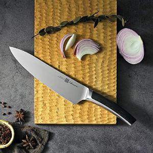 独家:Hanmaster 非洲黑檀木8寸厨师刀
