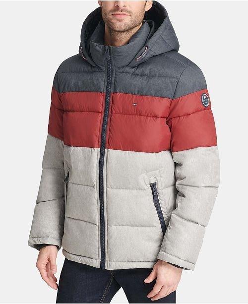 男款保暖外套