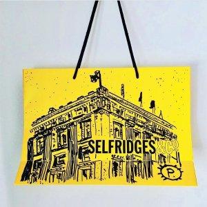 5折起 €159收罗意威马蹄包Selfridges 美包专场热卖 收Loewe、Pinko、新秀丽、MCM