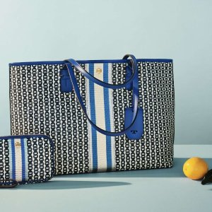 Extended: Up To 30% OffTote Bags @ Tory Burch
