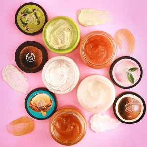 Buy 3 Get 2+ 75% Off + Free Shipping @ The Body Shop