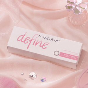 $281 Day Acuvue Define Natural Shimmer with LACREON | lenspure