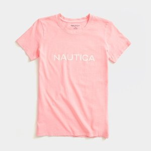 Nautica封面款T恤