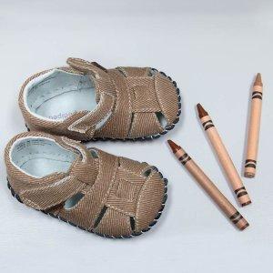 pediped婴儿 Harvey 软底学步鞋