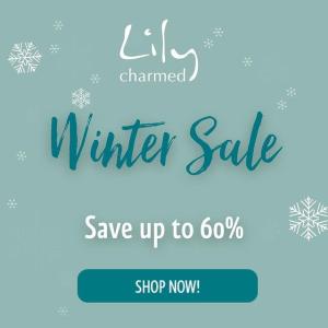 低至4折+额外9.5折Lily Charmed 圣诞大促 收超美雪花、鹿角、许愿骨、拼图