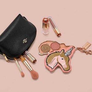 $15起Coach官网 Sephora Collection 合作款彩妆发售