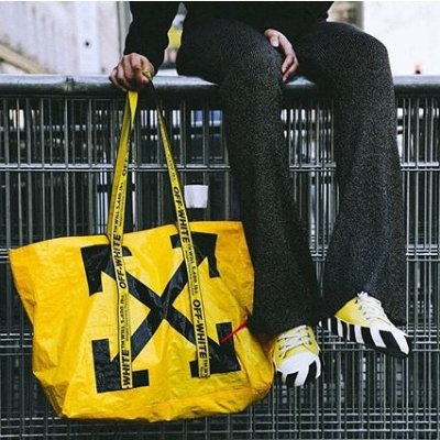 低至4折+额外8折 £84收经典logo围巾Off-White 全线大促 热门潮衣潮鞋款式多多