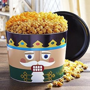 The Popcorn FactoryNutcracker Popcorn Tins | The Popcorn Factory