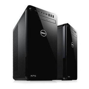 $699Dell XPS 8930 Desktop (i7-8700, 8GB, 1TB)