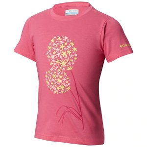ColumbiaGirls' Wild Sky™Short Sleeve Shirt