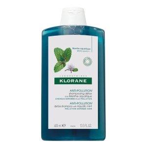 Klorane清洁头皮无硅洗发水 13.5oz