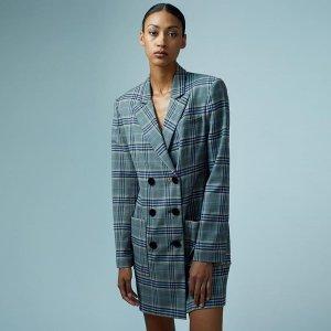 TibiLucas Suiting Blazer Dress