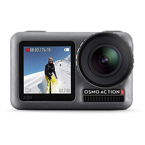 OSMO Action 运动相机 拳打Go Pro