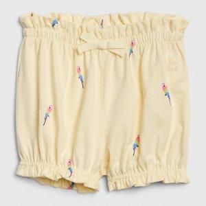 Gap宝宝 泡泡短裤