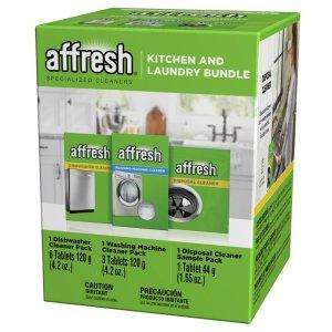 Affresh Kitchen and Laundry Bundle