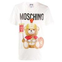 Moschino 罗马熊T恤
