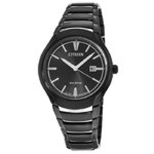 $69Dealmoon Exclusive: Citizen Paradigm Black Men's Watch