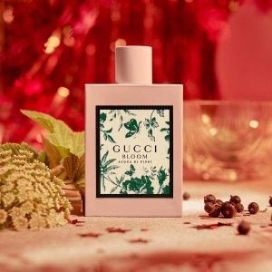$57.95 (官网价$83)Gucci Bloom 绿色繁花盛开女士香水热卖 50ml