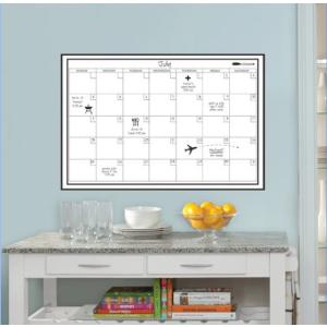 WallPOPsWallPops 日程提醒記事白板墻貼,配可擦馬克筆,24