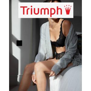 百年历史的内衣皇后黛安芬Triumph全场低至3折!应采儿,莫文蔚也爱它!Triumph 内衣裤